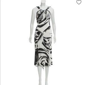 Diane von Furstenberg Seavy silk dress